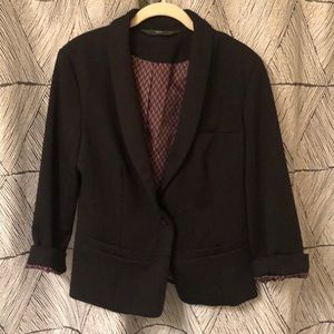 Mossimo cloth suit jacket - M